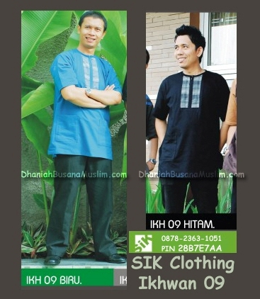 Sik Clothing Ikhwan 09