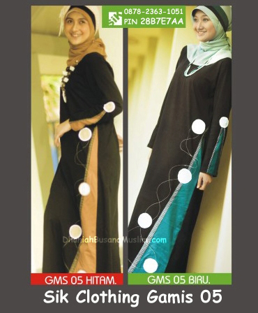 Sik Clothing | Sik Clothing Gamis 05